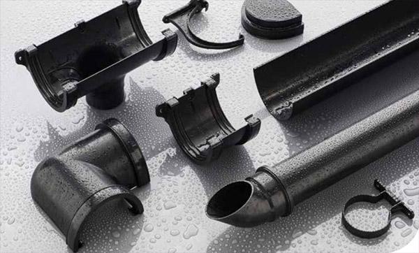 Brett Martin PVC Rainwater Gutter Systems