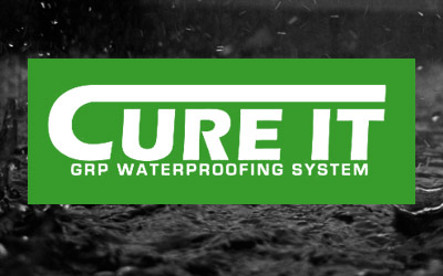 Cure It GRP Waterproofing System