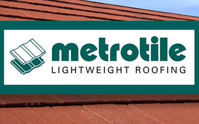 Metrotile Lightweight Roofing Products