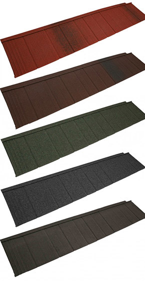 Metrotile Roof Tiles Lightweight Roofing Products