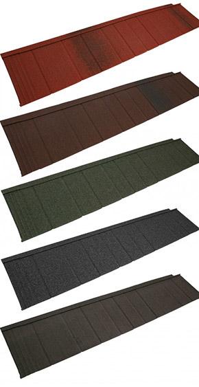 Metrotile Lightweight Roofing Range Midlands