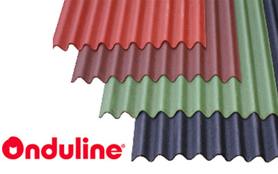 Onduline Bituminous Corrugated Roofing System